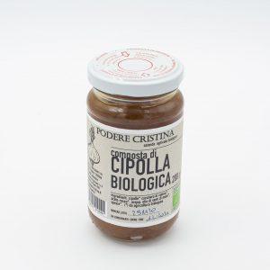 Composta di cipolla biologica