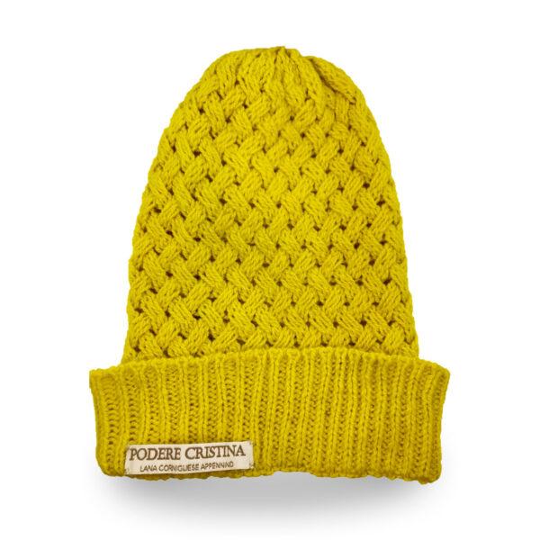 Cuffia gialla