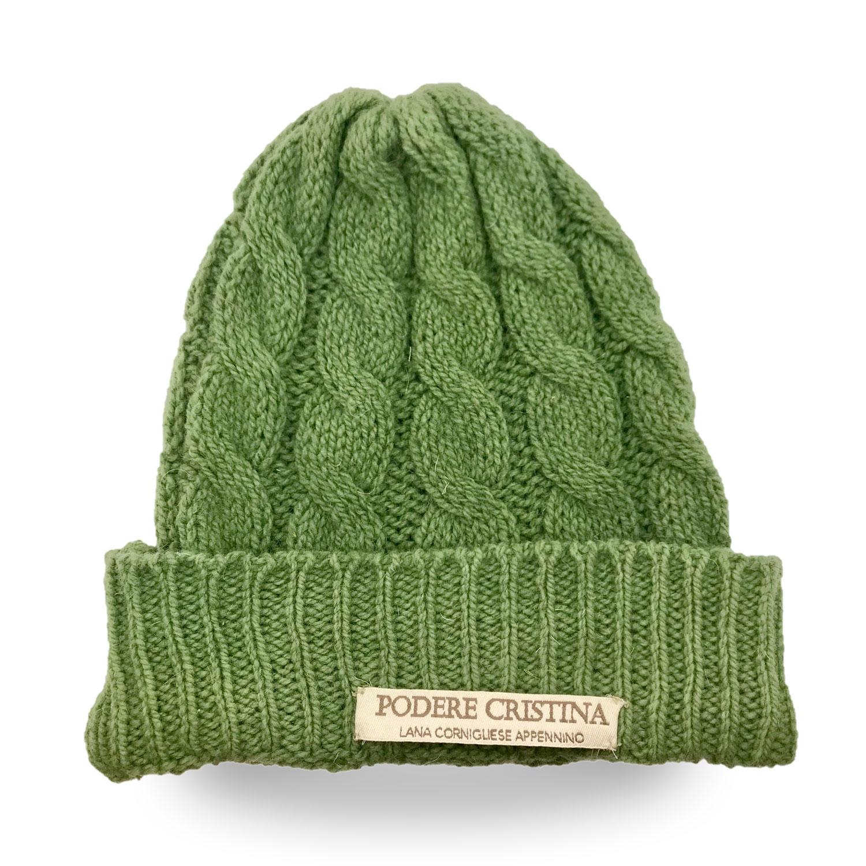 Cuffia verde