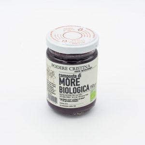 Composta di more biologica