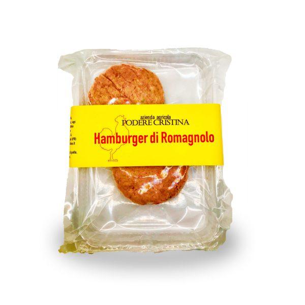 Hamburger di romagnolo